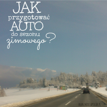 Przygotuj auto na zimę