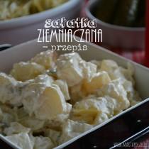 przepis - niemiecka sałatka kartoflana